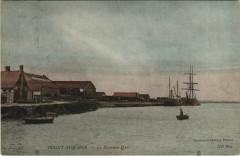 Isigny-sur-Mer - Le Nouveau Quaii - Isigny-sur-Mer