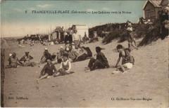Franceville-Plage - Les Cabines vers Le Home - Le Hom