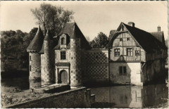 Saint-Germain-de-Livet - Le Chateau ensemble - Saint-Germain-de-Livet