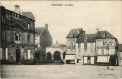 Trevieres - La Place - Trévières