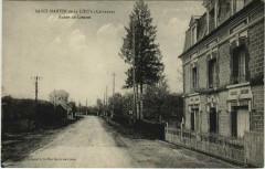 Saint-Martin de la Lieue - Route de Livarot - Saint-Martin-de-la-Lieue