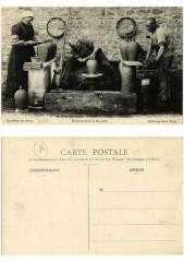 Au Gres Normand. Noron-la-Poterie Potier tournant la Bouteille 7 - Noron-la-Poterie
