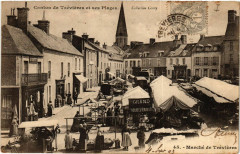 Canton de Tréviéres et ses Plages - Marché de Tréviéres - Trévières