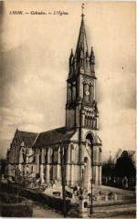 Lison - Calvados - L'Eglise - Lison
