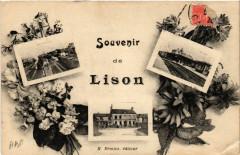 Souvenir de Lison - Lison