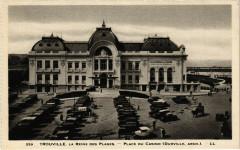 Trouville La Reine des Plages - Plage du Casino (Durville arch) - Urville