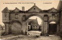 Environs d'Arromanches - Ryes - Porte de l'ancien Chateau - Ryes