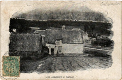 Une chaumiére a Cernay - Cernay