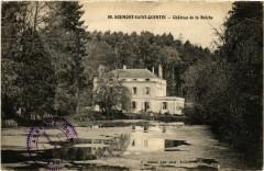 Soumont-Saint-Quentin - Chateau de la Bréche - Soumont-Saint-Quentin