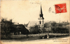 Les Moutiers en Cinglais - Les Moutiers-en-Cinglais