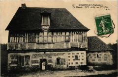 Terdouet - Le Manoir - Le Manoir