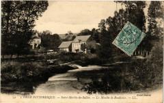 L'Orne Pittoresque - Saint-Martin de Sallen - Sallen
