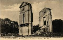 Saint-Arnoult - Ruines du Chateau - Saint-Arnoult