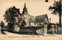 Rocques - L'Eglise - Rocques
