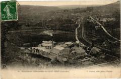 Manufacture et Panorama de Saint-Remy - Saint-Rémy