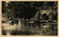 Tilly sur Seulles - Le Pont sur la Seulles - Tilly-sur-Seulles