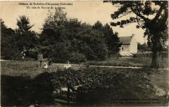 Chateau de Saint-Aubin d'Arquenay - Un coin du Parc - Saint-Aubin-d'Arquenay