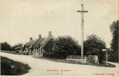Tourville - La Calvaire - Urville