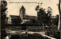 Thaon - L'Ancien Eglise - Thaon