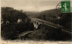 Maizet Calvados-Panorama du Viaduc de Viard - Maizet