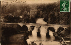Les Bords de L'Orne-Mutrécy Calvados-Le Viaduc - Mutrécy