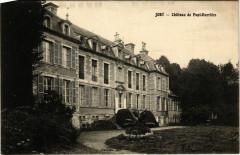 Jort-Chateau de Pont-Darriére - Jort