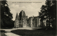 Chateaux du Calvados-Fontaine Henry - Fontaine-Henry