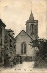 Barbery - Eglise - Barbery