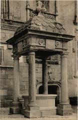 Fontaine-Henry - Chateaux du Calvados - Le Puits - Fontaine-Henry