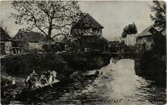 Pretreville - Moulin de Pretreville - Prêtreville