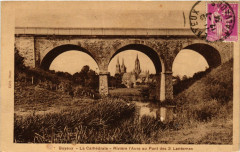 Bayeux - La Cathedrale - Pont 14 Bayeux