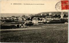 Arromanches - Vue générale prise de la route de Bayeux 14 Bayeux