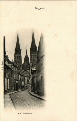 Bayeux - La Cathedrale 14 Bayeux