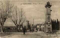 Saint-Remy - Passage a Niveau - Saint-Rémy