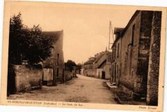 Saint-Aubin d'Arquenay - Le bout du bas - Saint-Aubin-d'Arquenay