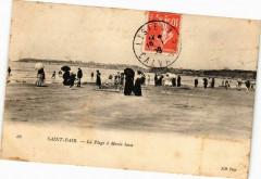 Saint-Pair - La Plage a Maree basse - Saint-Pair