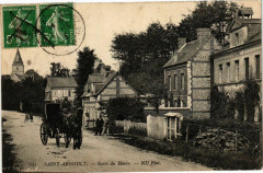 Saint-Arnoult - Route du Havre - Saint-Arnoult