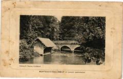 Morteaux-Couliboeuf - Lavoir communal - Morteaux-Couliboeuf