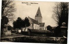 Meuvaines - L'Eglise Romane - Meuvaines