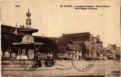 Bayeux - Fontaine de Montier 14 Bayeux