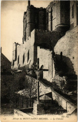 Le Mont Saint-Michel - Abbaye - Le Chatelet - Le Mont-Saint-Michel