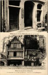 Le Mont Saint-Michel - Hotel de La Croix Blanche - Le Mont-Saint-Michel