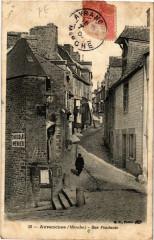 Avranches - Rue Pendante - Avranches