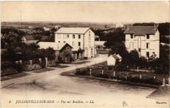 Jullouville - Jullouville-sur-Mer - Vue sur Bouillon - Jullouville