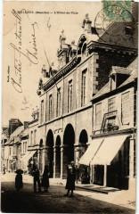 Le Teilleul - L'Hotel-de-Ville - Le Teilleul