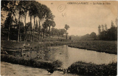 Cerisy-la-Foret - Cérisy-la-Foret - La Vallée de l'Elbe - Cerisy-la-Forêt