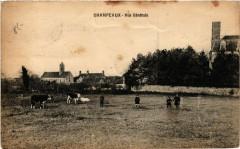 Champeaux - Vue générale - Champeaux