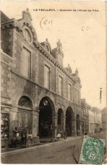Le Teilleul - Quartier de l'Hotel de Ville - Le Teilleul