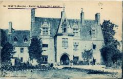 Genets - Manoir de Brion - Genêts