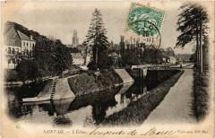 Saint-Lo - L'Ecluse - Saint-Lô